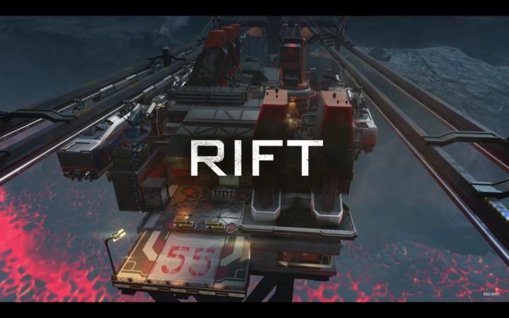 """CoD:BO3:第2弾DLC""""エクリプス""""に含まれる火山マップ""""Rift""""のプレイ動画(5本)"""