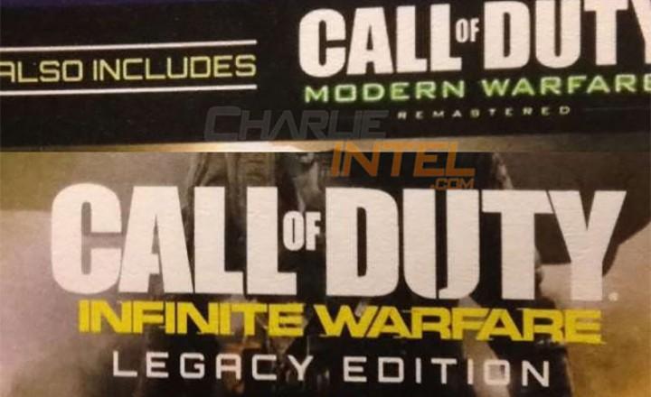 Infinity Ward、新作CoD『CoD: IW』と『CoD:MW』リマスター同梱の噂を否定せず