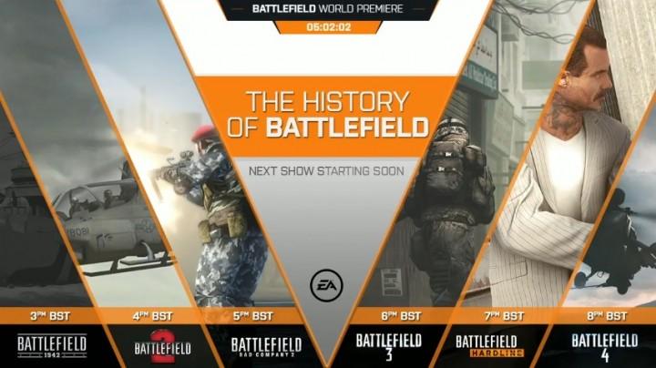 BF5:お披露目イベント開始、EAがうっかり『Battlefield 5(バトルフィールド 5)』とツイート