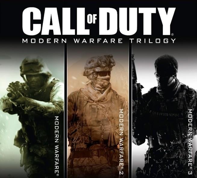 『MW』全部入りの『Call of Duty Modern Warfare Trilogy』が5月17日発売、価格は29ドル