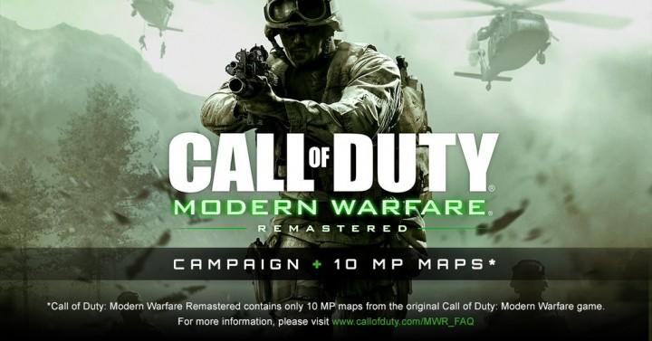 リマスター版『Modern Warfare』の変更点はビジュアルとオーディオのみ、バランス調整はない模様