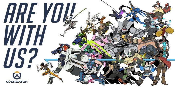 「オーバーウォッチのこと、どう思っていますか?」Blizzardが日本語アンケート