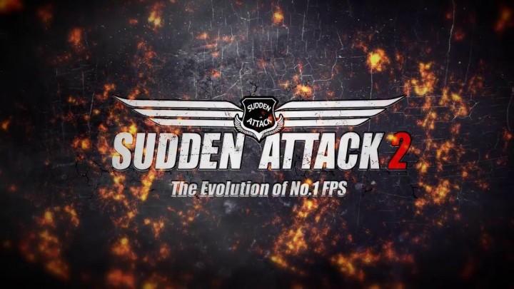 『サドンアタック2』日本サービス決定、ティザー&プロモーション動画公開