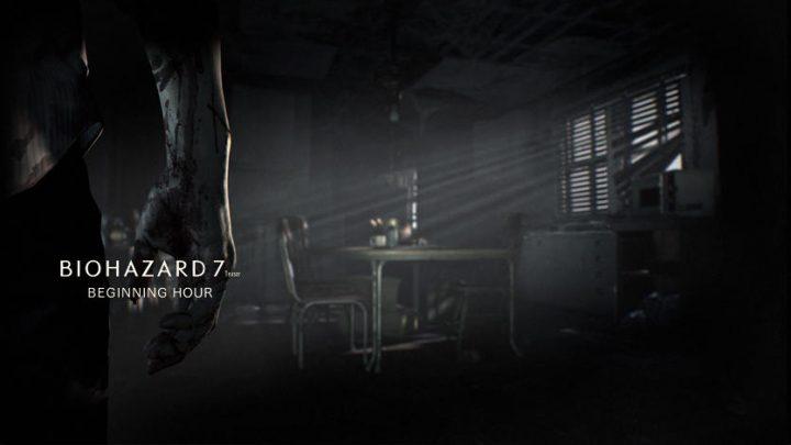 新生バイオ『バイオハザード7 レジデント イービル』の体験版、本日6月14日からPS Plus加入者へ先行配信開始