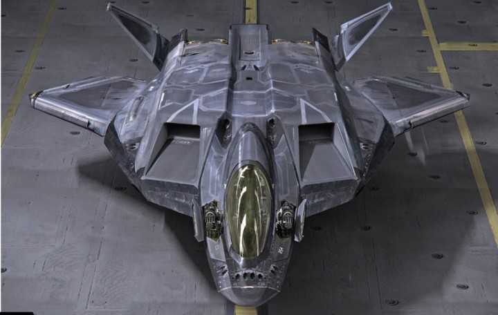 CoD:IW:宇宙戦闘機「Jackal(ジャッカル)」の設定資料映像が公開、インド製の航空阻止機