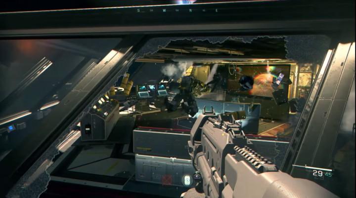 """CoD:IW:武器のカスタムには""""弾道を制御するサイト""""も登場"""