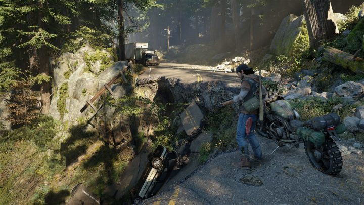 Days Gone(デイズゴーン
