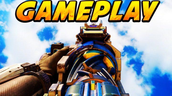 CoD:BO3:強武器?話題の新エネルギーショットガン「BANSHII」のプレイ映像続々