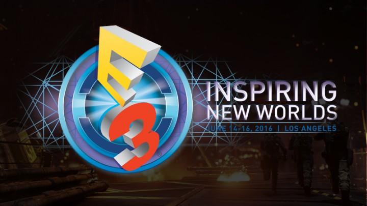 E3 2016:プレスカンファレンスの生中継スケジュールをチェックしよう