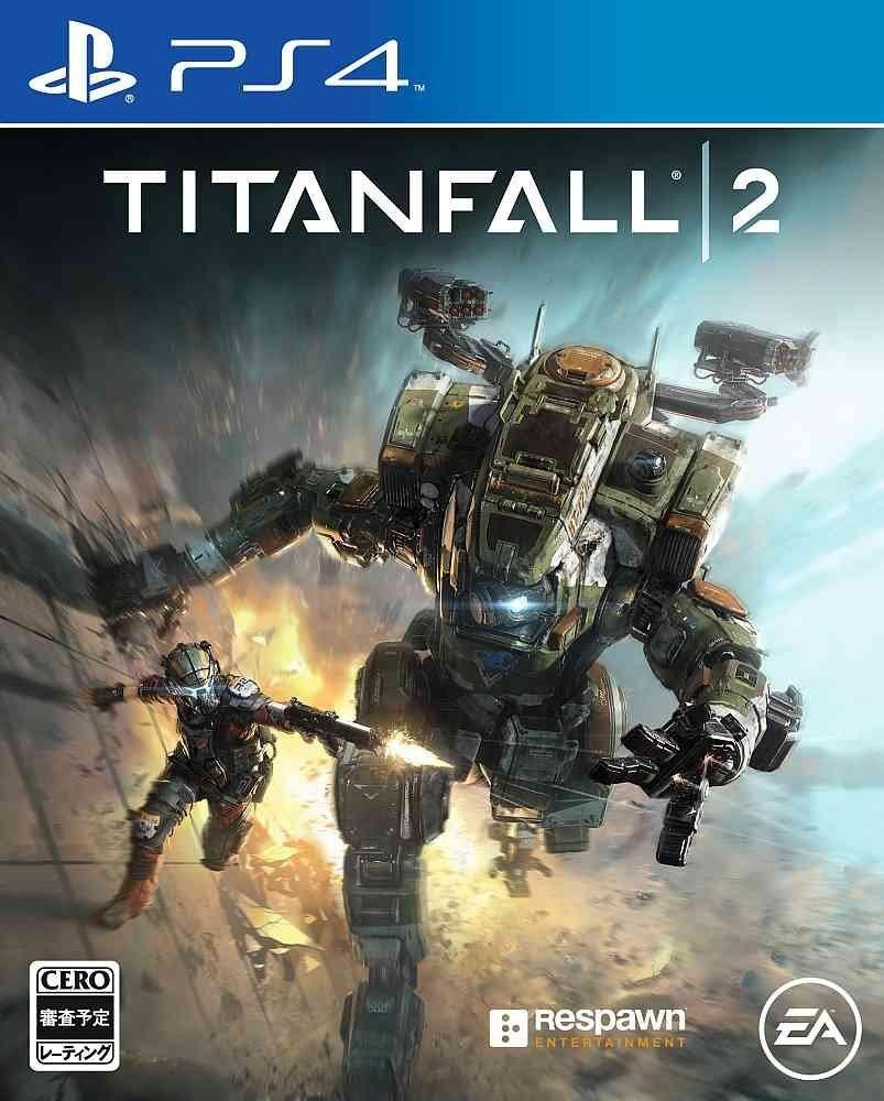 『Titanfall 2(タイタンフォール 2)』PS4