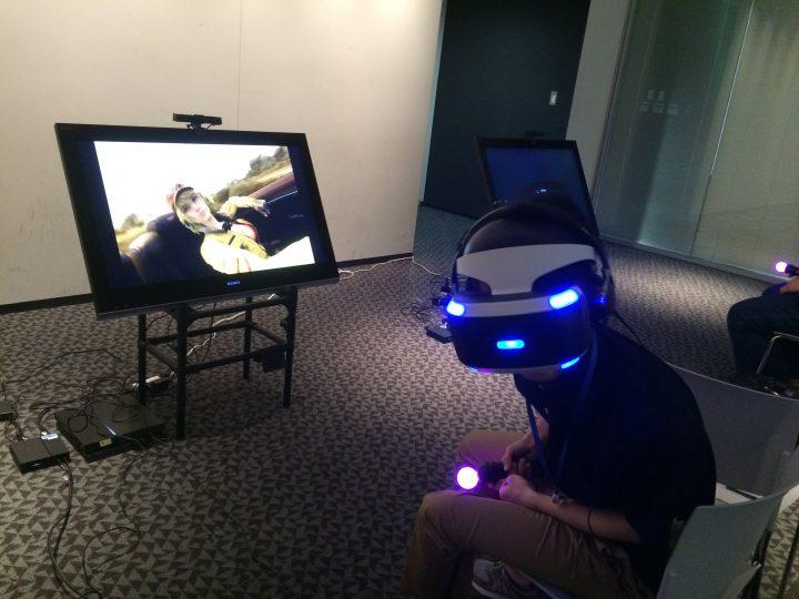 FINAL FANTASY XV VR EXPERIENCE