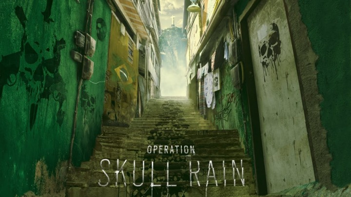 """レインボーシックス シージ:第3弾DLC「オペレーション・スカルレイン」の新マップ""""Favela""""公開、ブラジルの貧民街が舞台"""