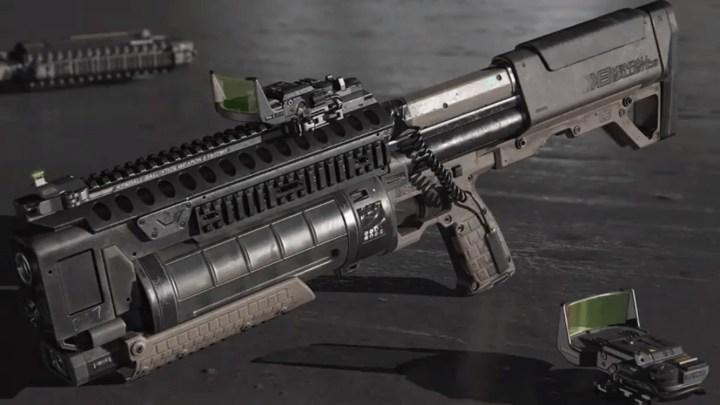 CoD:IW 武器