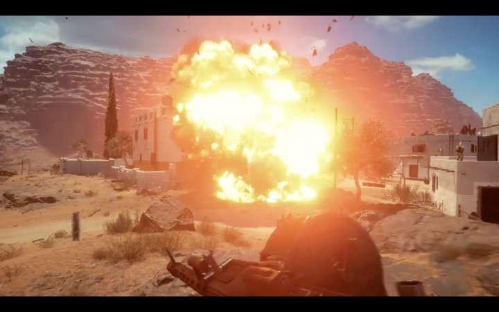 BF1:新トレーラーのティザー動画公開、新マップ「イーペルの塹壕」が自前リーク