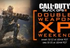 CoD:BO3:武器ダブルXP開催、13日午前2時より
