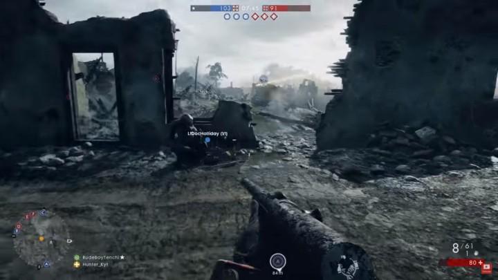 迫撃砲と新セミオートライフル