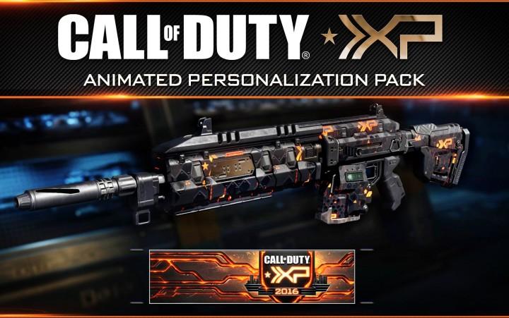 CoD:BO3:「CoD XP 2016」チケット購入者へ、限定の武器迷彩とコーリングカード配布