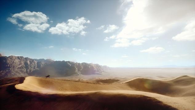 BF1:シングルプレイミッション「記されぬ言葉」のショートトレーラーが公開