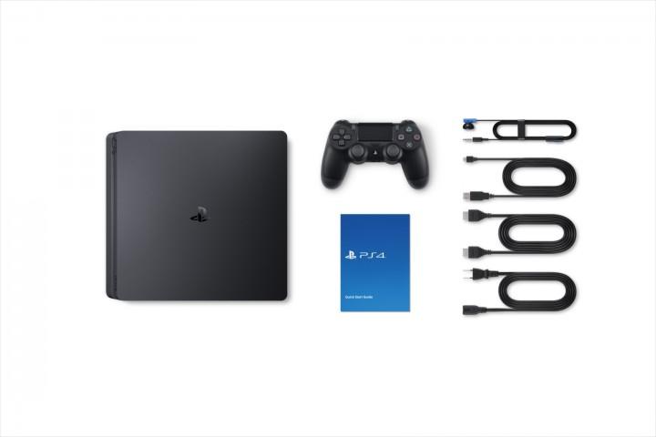 小型化 新型PS4