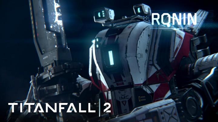 """タイタンフォール2: タイタン6種の個別トレーラー一挙公開、侍のような""""ローニン""""も"""