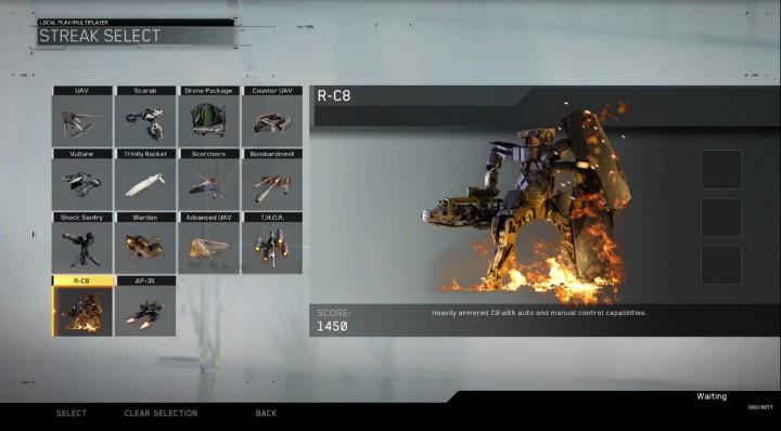 CoD:IW:マルチプレイヤー解説映像公開 -新システム「コンバットリグ」、武器や武器のクラフト、マップ、スコアストリークなど