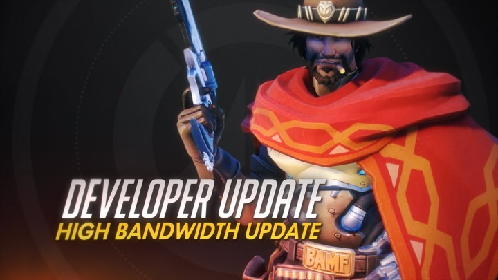オーバーウォッチ:高帯域幅サーバーの遅延が2分の1以下に改善(PC)