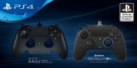 SIEが公式ライセンスのPS4用「プロコントローラー」を2機種発表、年末に販売開始
