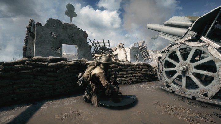 BF1: 賛否別れる「迫撃砲」を調整中、連射ペナルティ・ダメージ範囲・煙幕弾追加など