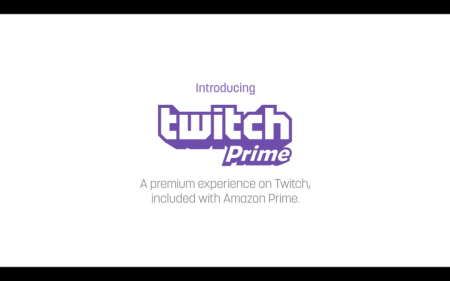 TwitchとAmazonプライムが連動した「Twitch Prime」を発表