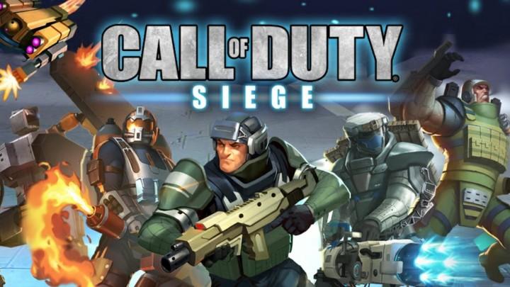 戦略カードゲーム『Call of Duty : Siege』がiOS向けにオーストラリアで突如配信