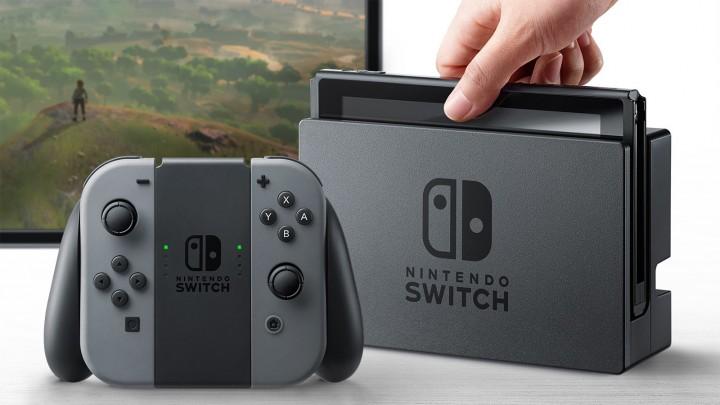 任天堂が新型ゲーム機「Nintendo Switch」発表、2017年3月発売