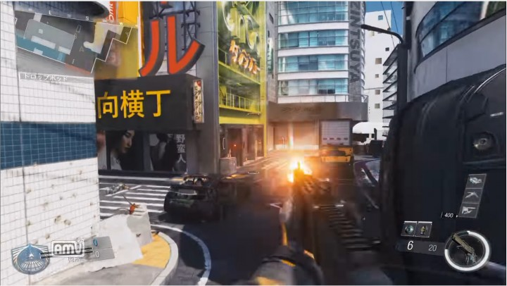 CoD:IW: CoD史上最速のコッキングキャンセル? 「松コキ」が鮮烈デビュー