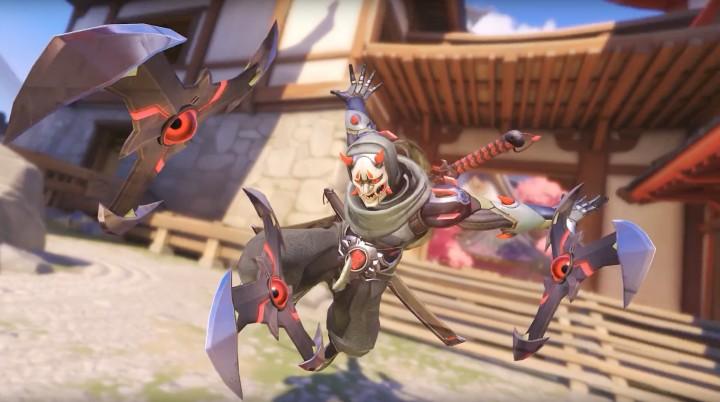 オーバーウォッチ: 『Heroes of the Storm』を遊んでゲンジの鬼スキンをゲット、1月4日まで