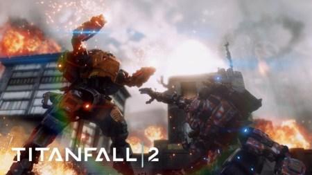 タイタンフォール 2:新マップ 「エンジェルシティ モスト・ウォンテッド」のプレイトレーラー公開、12月3日より無料配信