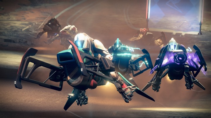 Destiny:世界ランク1位が伝授する、スパローレースの各コース攻略法(後編)