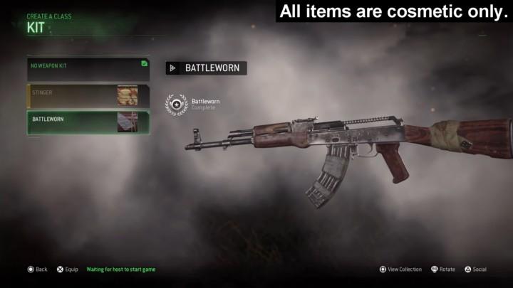 AK-47 - Battleworn
