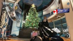 CoD:IW:限定プレイリスト「Genesis Holiday 24-7」追加、マップがクリスマス一色に