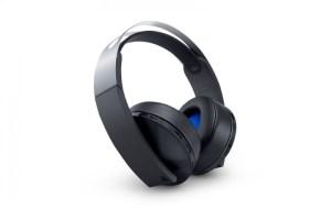 PS4:「プレミアムワイヤレスサラウンドヘッドセット」の発売日が2017年1月19日に決定