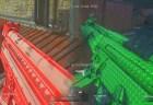 CoD:MWR:ホリデーアップデートにて2種のド派手迷彩追加、レティクルや格闘武器も登場?