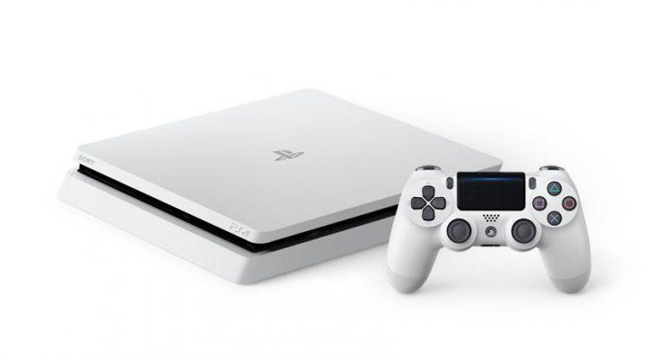 新型PS4に新色デビュー、「グレイシャー・ホワイト」を2017年2月23日より発売