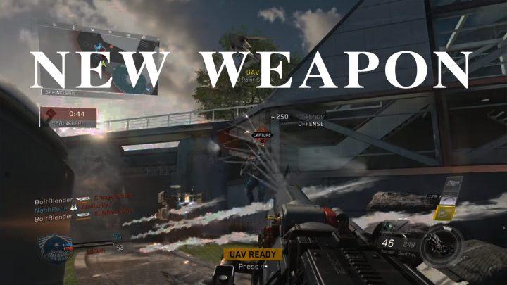 CoD:IW:アップデート1.7で追加された新武器12種まとめ。ユニークな新武器も誕生