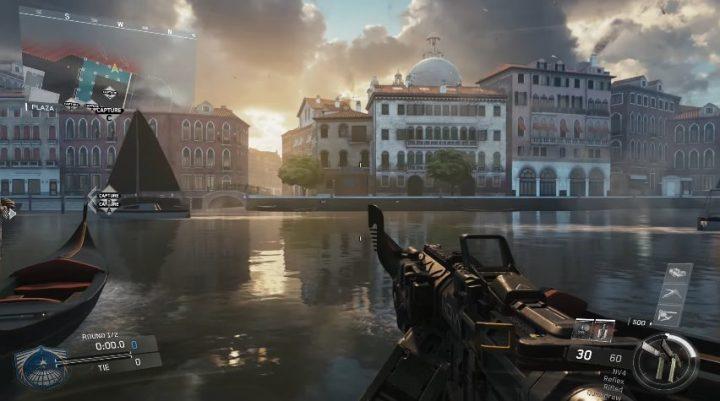 "CoD:IW: 第1弾DLC「Sabotage」に含まれる新マップ""ルネサンス""のプレイ映像が登場、水の都ベニスが舞台の近接戦闘マップ"