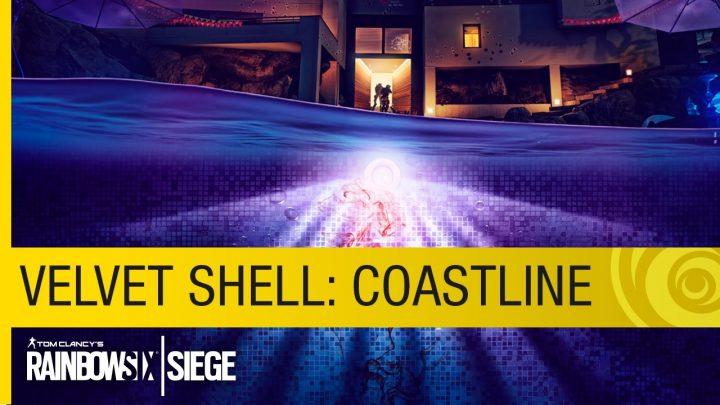 """レインボーシックス シージ:「Operation Velvet Shell」の新マップ""""Coastline""""のプレビュー映像公開"""