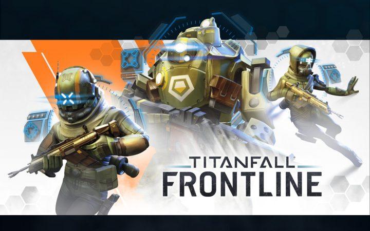 モバイル戦略カードゲーム『Titanfall: Frontline』の開発が中止に
