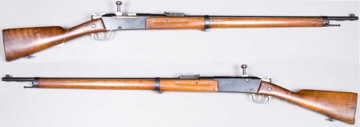 BF1-Lebel Model 1886-Scout