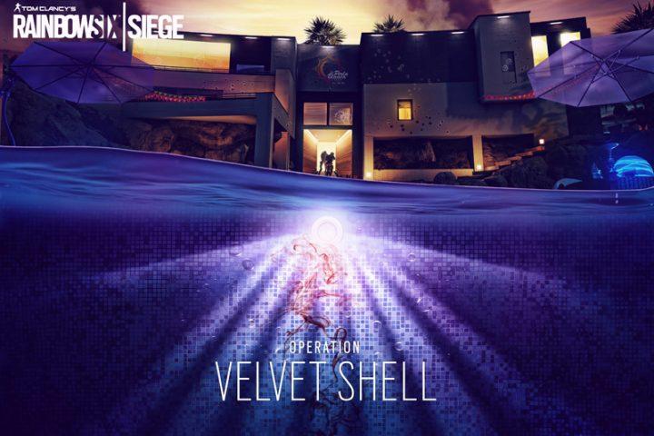 レインボーシックス シージ: 無料DLC「オペレーション ベルベットシェル」の配信日は2月7日、無料トライアルと半額セールも決定