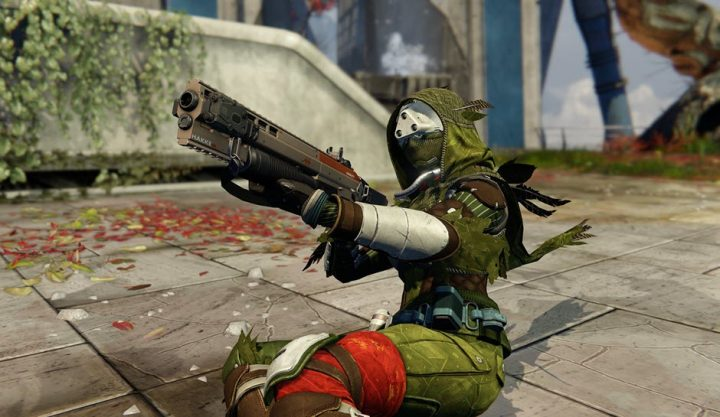 Destiny: サバイバル2R目以降も開幕から「救出マガジン」付きショットガンで突撃する方法