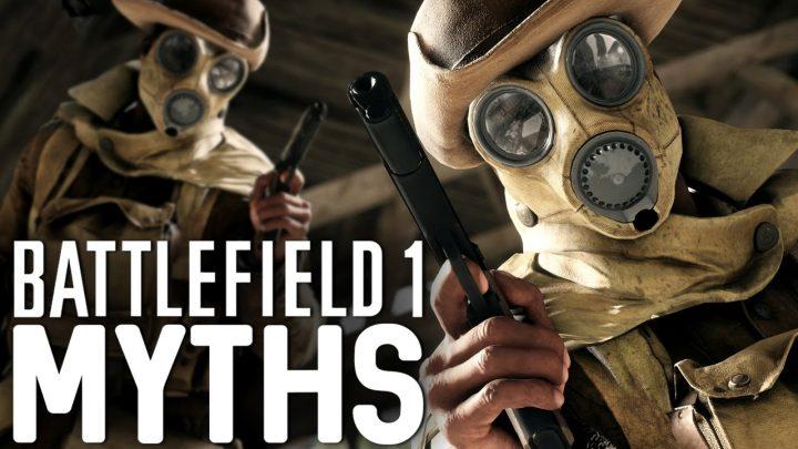 BF1:噂検証シリーズ第10弾「空中で味方を蘇生できる?」「ガスマスクで敵をキルできる?」など