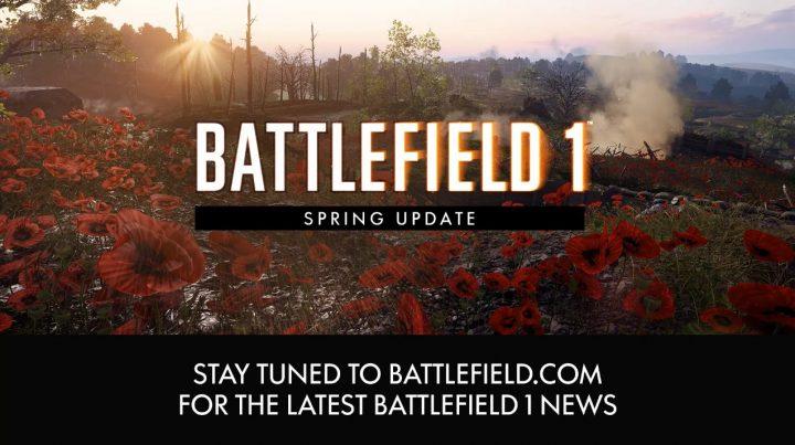 "BF1: 「春季アップデート」を4月27日に実施、100人所属の""小隊""機能など大規模な改変"