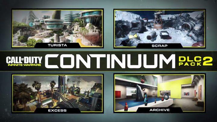 CoD:IW:第2弾DLC「Continuum」、Xbox OneとPCへ5月18日配信